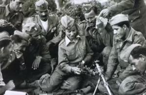 Έφυγε από τη ζωή η θρυλική αντάρτισσα του ΕΛΑΣ, ποντιακής καταγωγής, Ελένη Γκελντή–Παναγιωτίδου