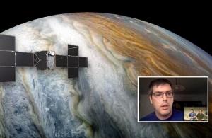 Έλληνας στην αποστολή της NASA στον Δία (φωτο, βίντεο)