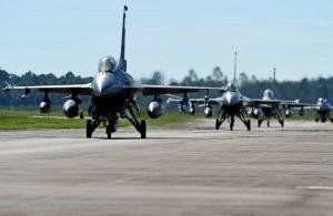 Έκρηξη σε αεροπορική βάση στο Βέλγιο — Καταστράφηκε ένα F-16