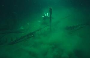 Βρέθηκε «άθικτο» το αρχαιότερο ελληνικό ναυάγιο στη Μαύρη Θάλασσα (βίντεο)