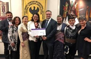 $250.000 θα λάβει η «Ποντιακή Εστία» Μελβούρνης από την πολιτειακή κυβέρνηση της Βικτώριας