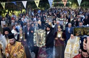 Στο Βόλο για λαϊκό προσκύνημα θα τεθεί η θαυματουργή εικόνα της Παναγίας Σουμελά