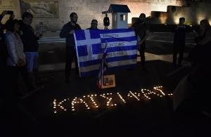 Υπό δρακόντεια μέτρα η κηδεία του Κατσίφα την Πέμπτη — Χιλιάδες κόσμου κατακλύζουν τους Βουλιαράτες