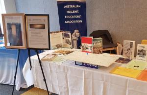 Με ελληνικό χρώμα έγινε το Εθνικό Συνέδριο Εκπαιδευτικών Ιστορίας στην Αυστραλία