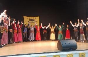 Τι χόρεψε η «Τραπεζούντα» Φυλής στο πολιτιστικό τριήμερο του Παμποντιακού Συλλόγου «Η Αργώ»