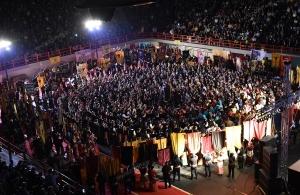 Πότε θα γίνει το 15ο Πανελλαδικό φεστιβάλ Ποντιακών χορών και ποιους χορούς θα χορέψει το κάθε ΣΠΟΣ