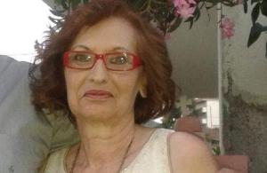 Πέθανε η πρόεδρος του Μορφωτικού Συλλόγου Κοκκινοχώματος Αικατερίνη Ελευθεριάδου σε ηλικία 61 ετών