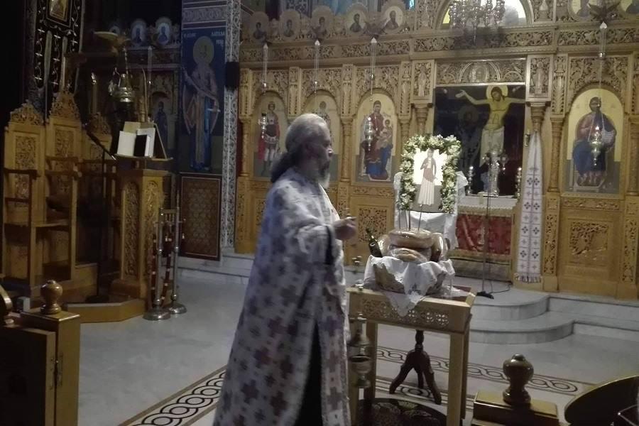 Η Ένωση Ποντίων Νομού Μαγνησίας τίμησε τη μνήμη της Αγίας Ελένης εκ Σινώπης