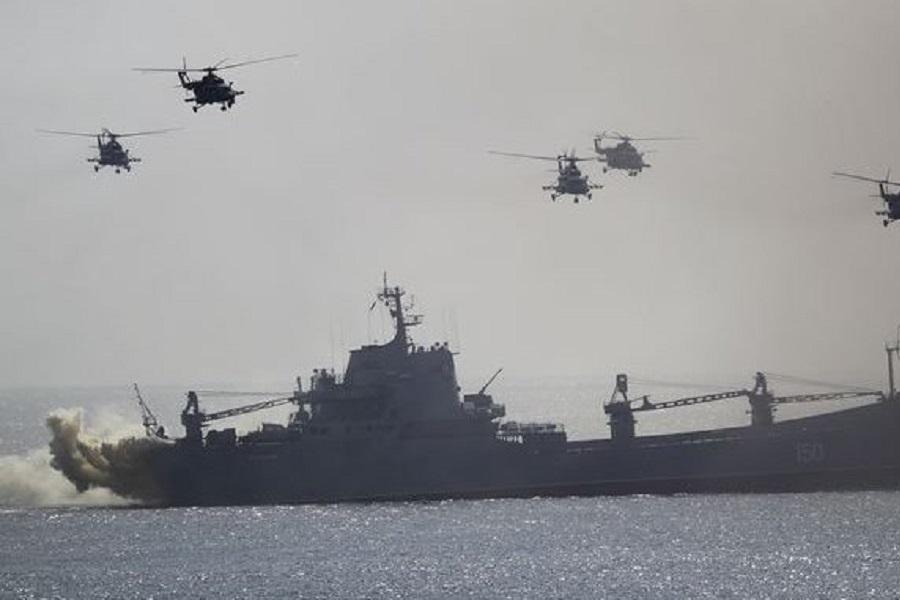 Ουκρανία: Σε πλήρη πολεμική ετοιμότητα όλες οι μονάδες των ένοπλων δυνάμεων