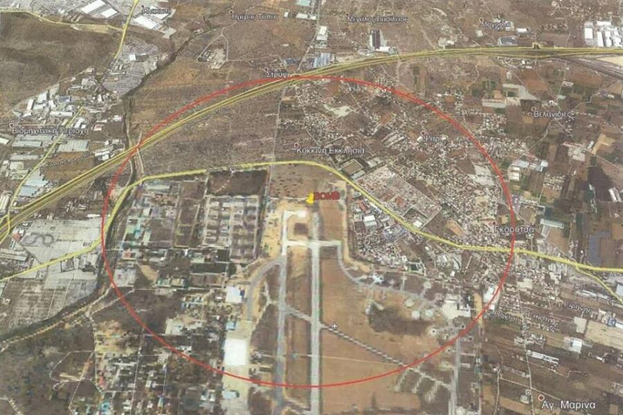 Επιχείρηση εξουδετέρωσης βόμβας από τον Β' ΠΠ στον Ασπρόπυργο