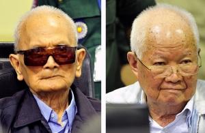 Ένοχοι γενοκτονίας οι τελευταίοι ηγέτες του κομμουνιστικού καθεστώτος των Ερυθρών Χμερ της Καμπότζης