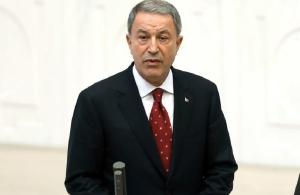 Τούρκος υπουργός Άμυνας στη Λιβύη: Οι Ελληνες θέλουν την υφαλοκρηπίδα σας