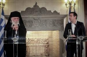 Τσίπρας-Ιερώνυμος θα προχωρήσουν σε χωρισμό Εκκλησίας-Κράτους (βίντεο)