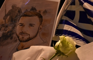Τρομοκρατία στους Βουλιαράτες — Γκρέμισαν το εκκλησάκι για τον Κωνσταντίνο Κατσίφα