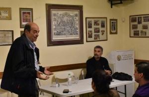 Συνάντηση με τον σκηνοθέτη Μανούσο Μανουσάκη είχαν τα σωματεία-μέλη του ΣΠΟΣ Νοτίου Ελλάδος Και Νήσων της ΠΟΕ