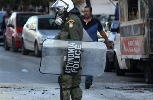 Θεσσαλονίκη: Καταδίκη αστυνομικού των ΜΑΤ για επικίνδυνη σωματική βλάβη σε βάρος νεαρού διαδηλωτή