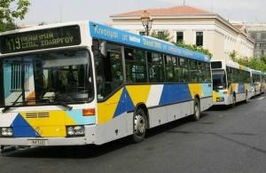 ΟΑΣΑ: Ανακοινώθηκε στάση εργασίας στα λεωφορεία
