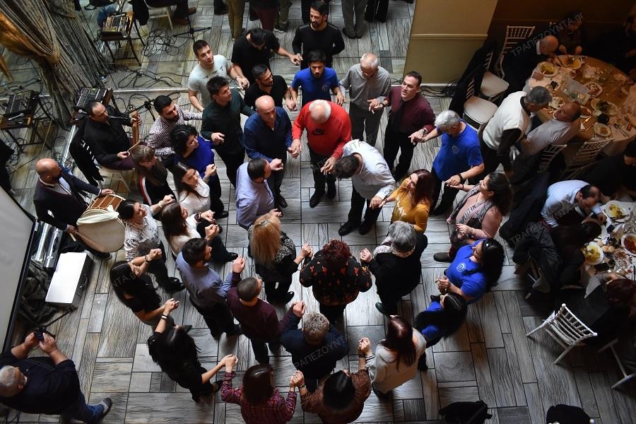 Η αείμνηστη Λίτσα Καλαϊδοπούλου, ο Μιχάλης Καραβέλας και ο Άλκης Ράφτης τιμήθηκαν στη δεύτερη συνεστίαση της «Πυρρίχιου Ακαδημίας» (φωτο)
