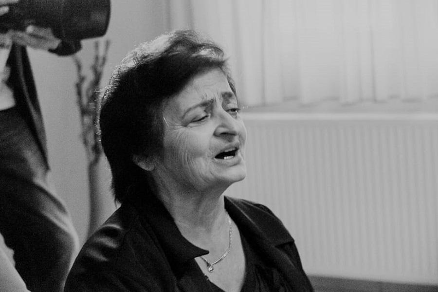 Χτες το μεσημέρι «έσβησε» η γνήσια παραδοσιακή ποντιακή φωνή της Ρούλας Πουτακίδου από την Κίσσα Κοζάνης