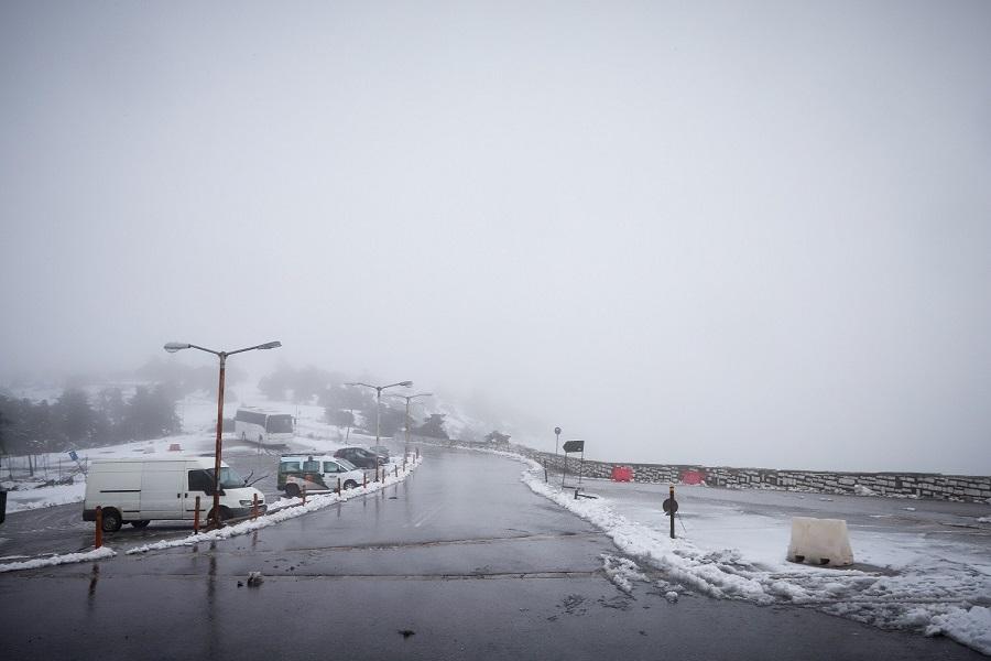 Ερχεται η κακοκαιρία «Μήδεια»: Πού και πότε θα χιονίσει στην Αττική