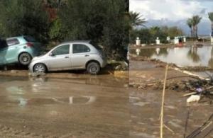 Τρεις νεκροί από τις βροχές στα Κατεχόμενα