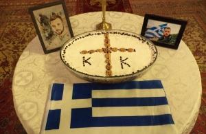 Τιμήθηκε το 40ήμερο μνημόσυνο του Κωνσταντίνου Κατσίφα στην Αθήνα