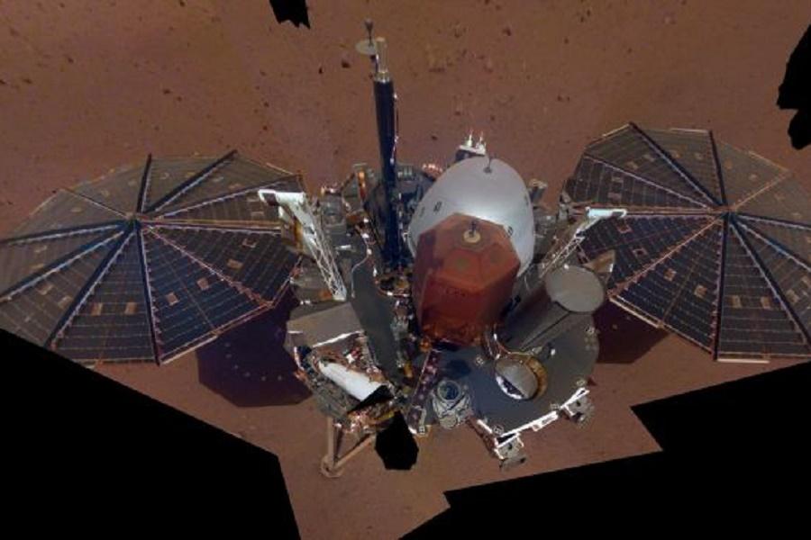 Η πρώτη selfie διαστημοσυσκευής από τον πλανήτη Άρη