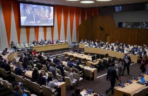 Υιοθετήθηκε με μεγάλη πλειοψηφία το Σύμφωνο για τους πρόσφυγες