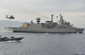 Μαθητές θα γίνουν «πλήρωμα» ελικοπτέρου και φρεγάτας του Πολεμικού Ναυτικού