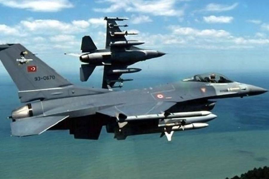 Ανήμερα Μεγάλης Παρασκευής 39 παραβιάσεις και δύο εμπλοκές με τουρκικά μαχητικά