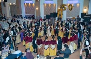 Πενήντα χρόνια λειτουργίας έκλεισε ο Σύλλογος Ποντίων Έδεσσας «Ο Άγιος Θεόδωρος Γαβράς» και το γιόρτασε με τρικούβερτο γλέντι (φωτο)