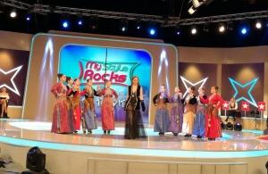 «Πόντος style» στην εκπομπή «My style rocks» του τηλεοπτικού σταθμού ΣΚΑΪ από το «Φάρο» Αγίας Βαρβάρας