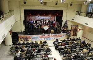 Με την παρουσίαση εθίμων του Δωδεκαημέρου έκοψαν τη βασιλόπιτα στην Ένωση Ποντίων Νίκαιας-Κορυδαλλού