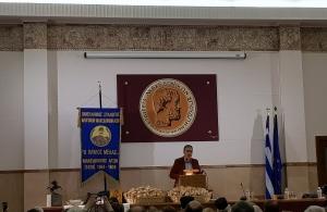 Μπάμπης Παναγιωτίδης: Ο Πόντιος που χάρισε το χρυσό ευρωπαϊκό του μετάλλιο στον Πανελλήνιο Σύλλογο Απογόνων Μακεδονομάχων «Παύλος Μελάς» για την Μακεδονία