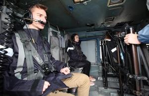 Πέταξε με το Πολεμικό Ναυτικό μαθητής του Εκκλησιαστικού Λυκείου Λαμίας (φωτο, βίντεο)