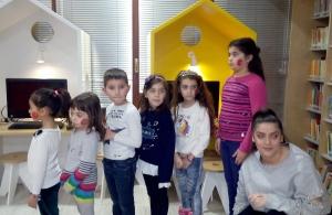 Με παιδικά χαμόγελα γεμάτα χρώματα και χρυσόσκονη ολοκλήρωσαν τις χριστουγεννιάτικες δράσεις τους οι «Αργοναύτες» Κιλκίς