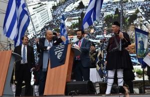 Νίκος Λυγερός: «Όσοι πιστεύουν ότι δεν θα ξαναγίνουν συλλαλητήρια για την Μακεδονία επειδή άλλαξε η κυβέρνηση κάνουν λάθος»