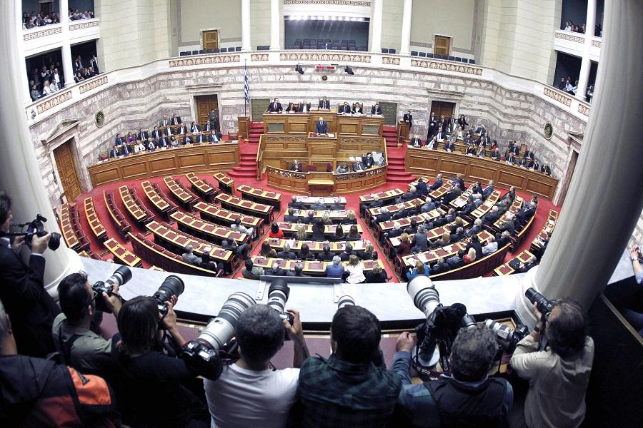 Στην Ολομέλεια της Βουλής σήμερα οι γερμανικές αποζημιώσεις