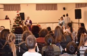 Η χριστουγεννιάτικη γιορτή στην «Τραπεζούντα» Φυλής που ταξίδεψε μικρούς και μεγάλους στον Πόντο (φωτο)