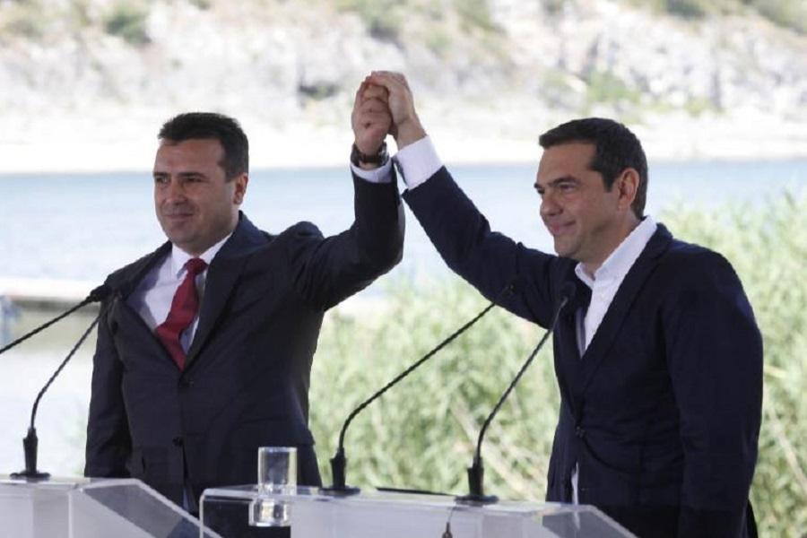 «Ξαναβάφτισε» Μίκρα το αεροδρόμιο Μακεδονία ο Τσίπρας — Οι Σκοπιανοί είχαν ζητήσει τη μετονομασίατου από το 2008!