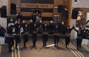 Παραδοσιακό γλέντι, βραβεύσεις και μηνύματα για τη Γενοκτονία είχε στον ετήσιο χορό της η Ένωσης Ποντίων Πιερίας