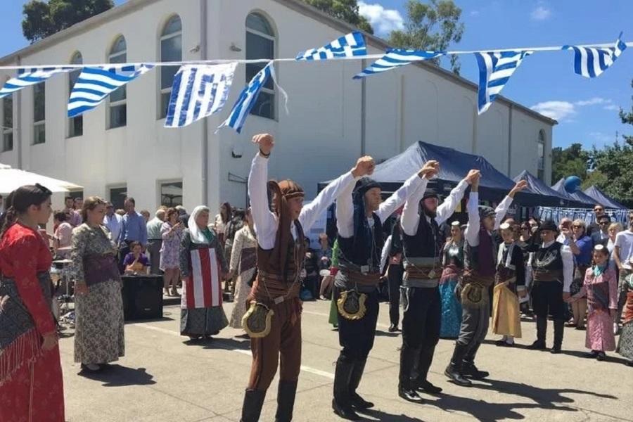 Με ποντιακούς χορούς τίμησαν τη γιορτή του Αγίου Χαράλαμπου στην Αυστραλία