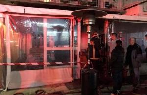 Έκρηξη με τρεις νεκρούς σε ταβέρνα στην Καλαμάτα