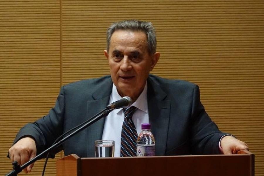 Γέμισε ασφυκτικά από κόσμο η αίθουσα του Ποντιακού Συλλόγου Πτολεμαΐδας στην ομιλία του καθηγητή Κ. Φωτιάδη