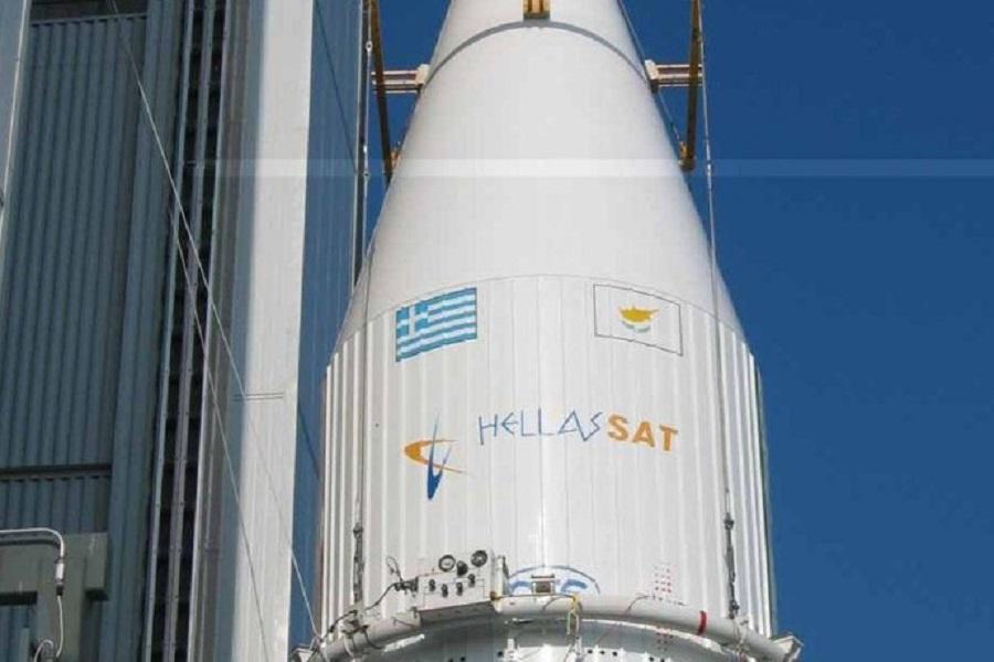 Θα πετάξει σήμερα στο διάστημα ο ελληνικός δορυφόρος «Hellas Sat 4»