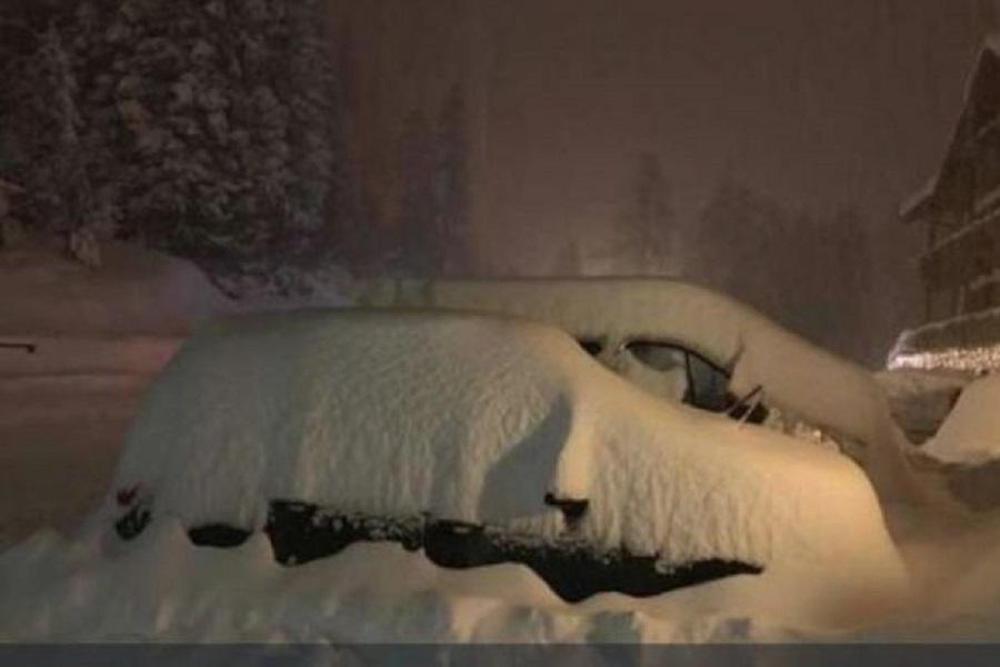 Κακοκαιρία «Μήδεια»: Συνεχίζεται η επέλαση με χιόνια έως το κέντρο της Αθήνας