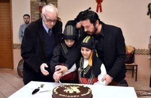 Χαλκίδα: Κηδεύεται σήμερα το μεσημέρι ο 83χρονος Βίκτωρας Δαμιανίδης, ιδρυτικό μέλος των «Κομνηνών» Εύβοιας