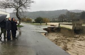 Κρήτη: Βιβλική καταστροφή, εξωπραγματικές ζημιές — Κατέρρευσε και άλλη γέφυρα (βίντεο)