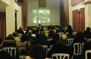 Παρουσιάστηκε σε Μεταμόρφωση και Μελίσσια το βιβλίο «Ποντιακά Χορο Χρονικά», του Όμηρου Παχατουρίδη