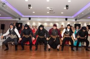 Όλα όσα έγιναν στον ετήσιο χορό και στην κοπή βασιλόπιτας της «Σινώπης» Νέας Ιωνίας (βίντεο)